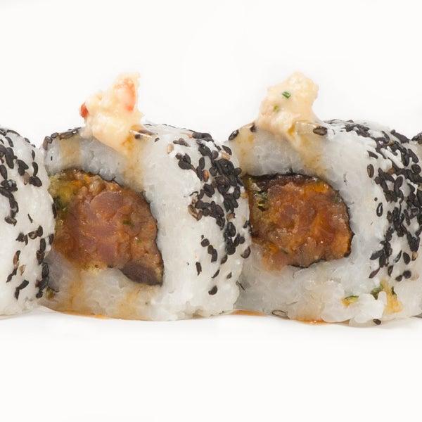 Les recomendamos pedir nuestra carta de Sushi, seguro encontraran alguno del cual se puedan enamorar, nosotros les recomendamos el CRUNCHY TUNA