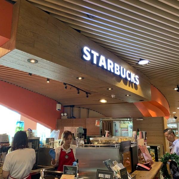 Photos at Starbucks - 九龙湾 - Shop 4, 6/F, MegaBox, 38 Wang