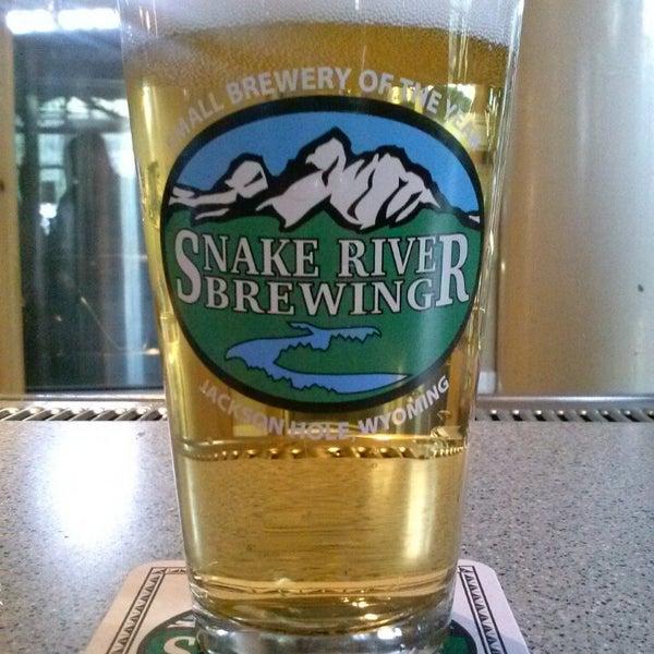Das Foto wurde bei Snake River Brewery & Restaurant von Travis H. am 6/22/2013 aufgenommen