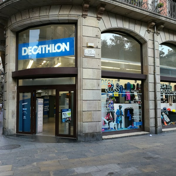 79121c8aecd Photos at Decathlon Ciutat Vella - El Barri Gòtic - 50 tips from ...