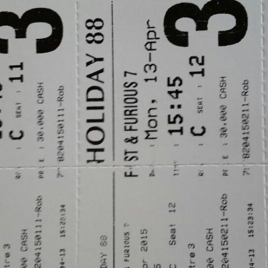 photos at holiday 88 cineplex multiplex in pekanbaru