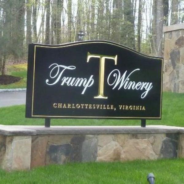 Photo prise au Trump Winery par LuAnn le8/27/2013