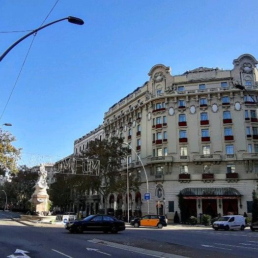 Foto tirada no(a) El Palace Hotel Barcelona por Conchita em 11/25/2019