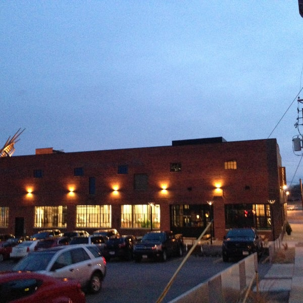 Das Foto wurde bei Exile Brewing Co. von Grant B. am 4/24/2013 aufgenommen