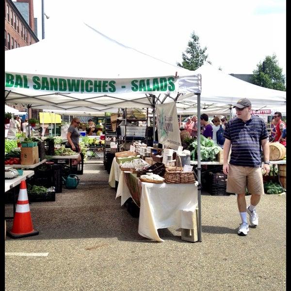 Foto tirada no(a) South End Open Market @ Ink Block por Paola M. em 7/7/2013