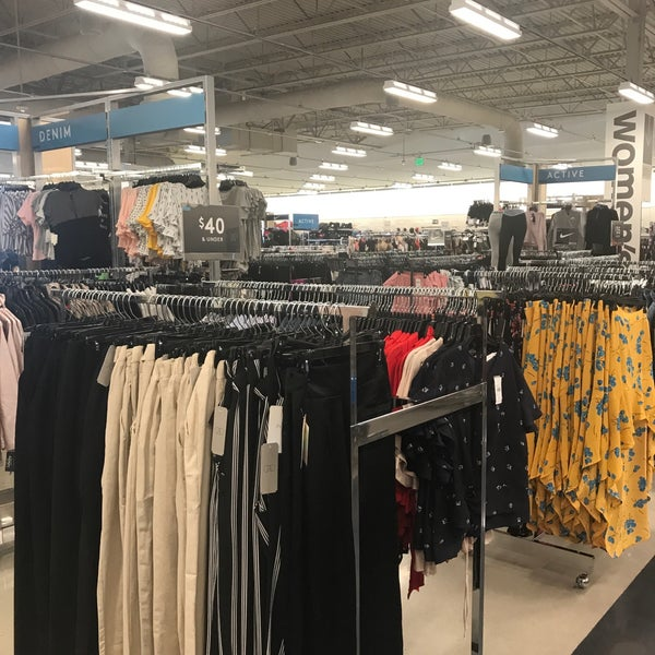 be9249301ebd Photo taken at Nordstrom Rack Shoppes at Belmont by Theresa on 3 10 2018