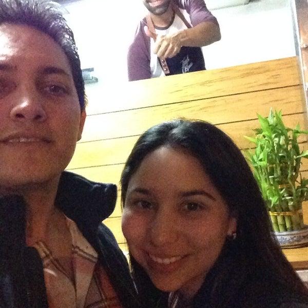 Das Foto wurde bei Truck Chef Urban Food von Juan Carlos E. am 2/14/2014 aufgenommen