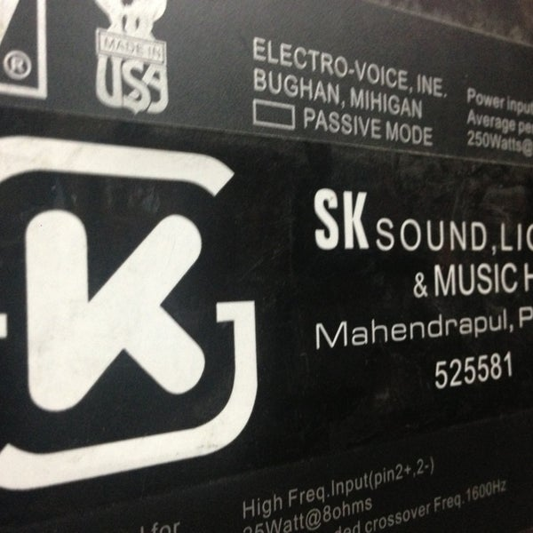 Photos at SK Sound,Light And Music House - 2 tips