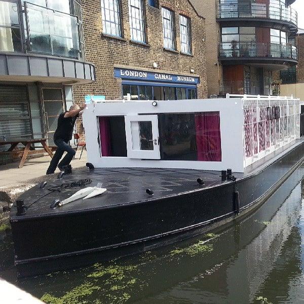 รูปภาพถ่ายที่ London Canal Museum โดย London Canal Museum เมื่อ 8/6/2013