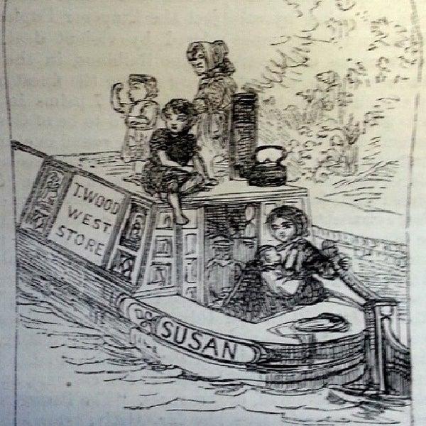 รูปภาพถ่ายที่ London Canal Museum โดย London Canal Museum เมื่อ 9/7/2013
