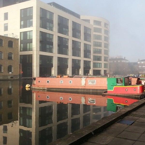 รูปภาพถ่ายที่ London Canal Museum โดย London Canal Museum เมื่อ 12/11/2013
