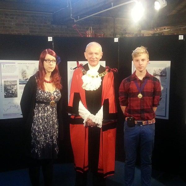 รูปภาพถ่ายที่ London Canal Museum โดย London Canal Museum เมื่อ 9/1/2013
