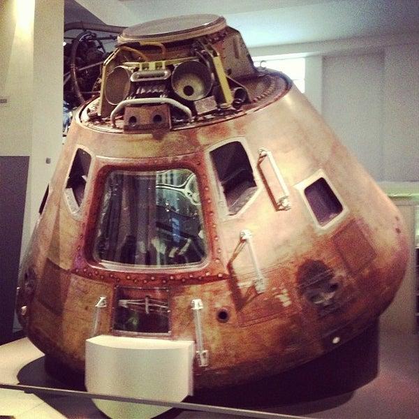 6/23/2013 tarihinde James C.ziyaretçi tarafından Science Museum'de çekilen fotoğraf