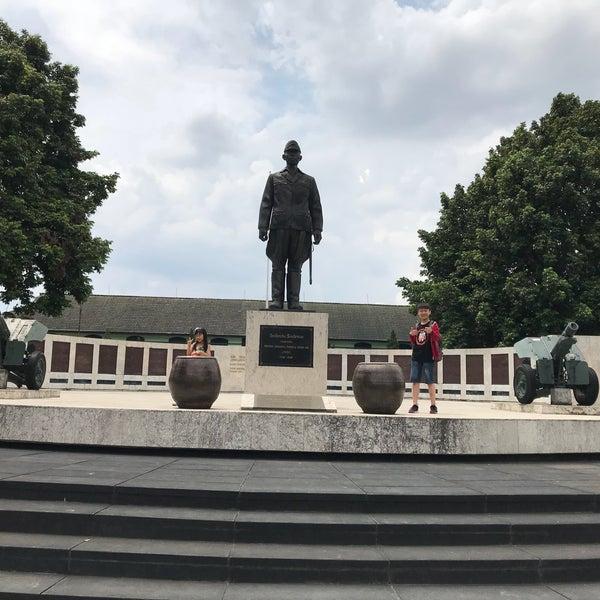 photos at monumen dan museum pembela tanah air peta history rh foursquare com