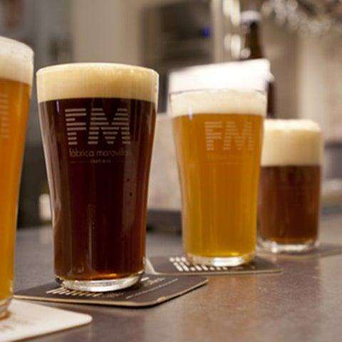 Un buen sitio para probar, si aún no lo has hecho, una buena cerveza artesana. Además podrás admirar la sala de cocción y comprobar el proceso de fabricación de las cervezas.http://bit.ly/11B4x9f
