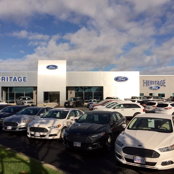 Ford Dealership Modesto >> Photos At Heritage Ford Modesto Auto Dealership