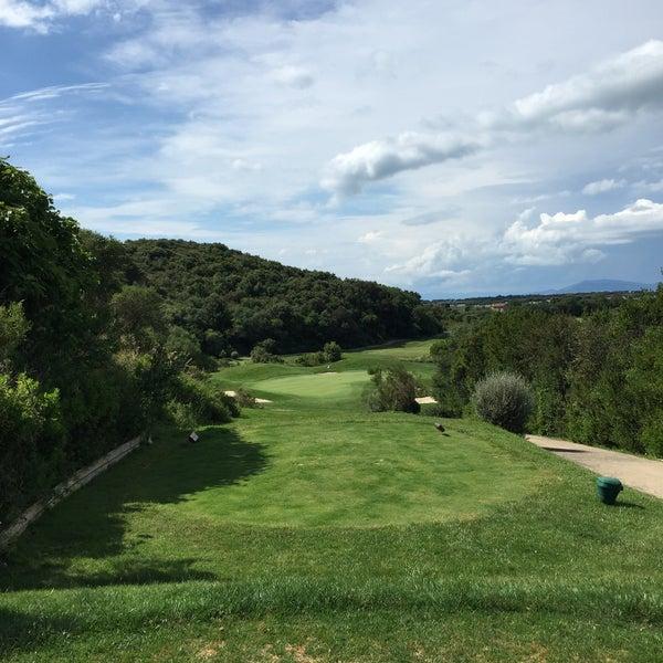 Foto scattata a Argentario Golf Resort & Spa da Riccardo S. il 5/26/2015