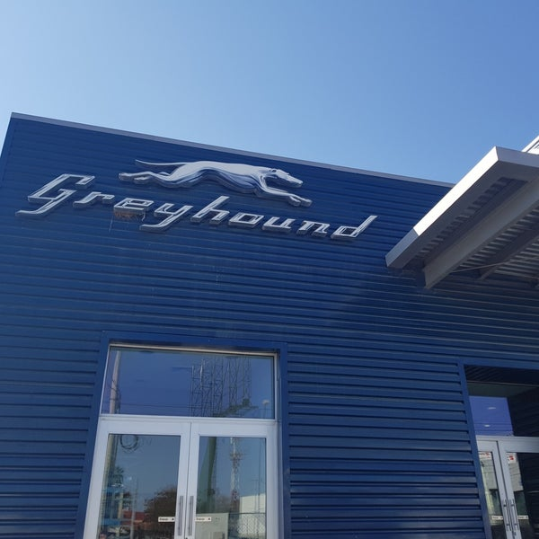 Laredo Greyhound Bus Station