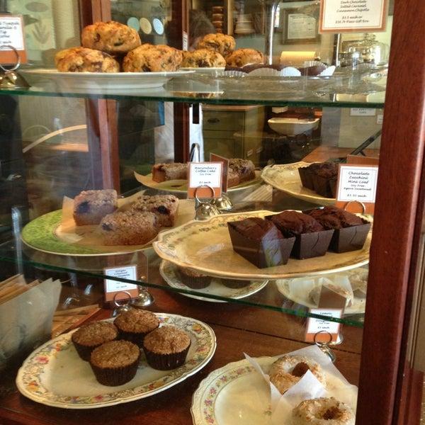 3/31/2013にFがBack to Eden Bakeryで撮った写真
