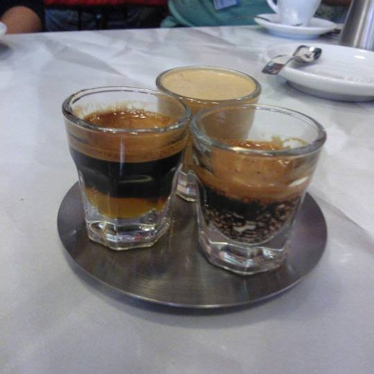 10/1/2012にB.がTamp & Pull Espresso Barで撮った写真