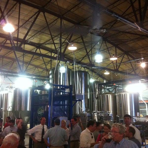 Foto diambil di Good People Brewing Company oleh Brandon B. pada 5/30/2013