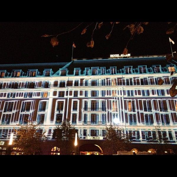 10/14/2012에 Tilo G.님이 Hotel Adlon Kempinski Berlin에서 찍은 사진