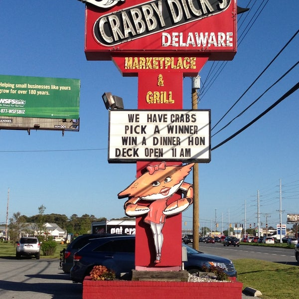 crabby dicks restaurant
