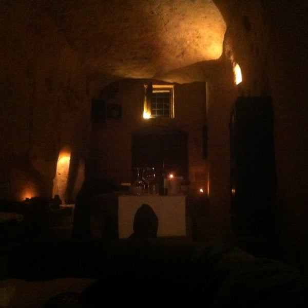 Снимок сделан в Sextantio | Le Grotte della Civita пользователем Vito B. 1/9/2014