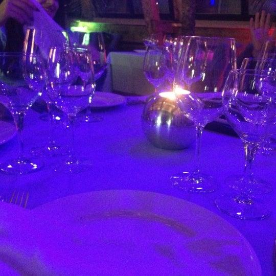 Foto tirada no(a) Ресторан & Lounge «Река» por Anna S. em 2/9/2013