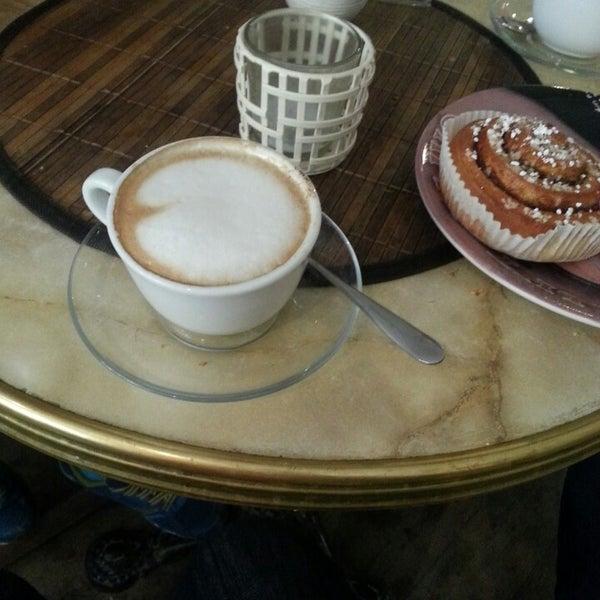 caffe molinari sverige