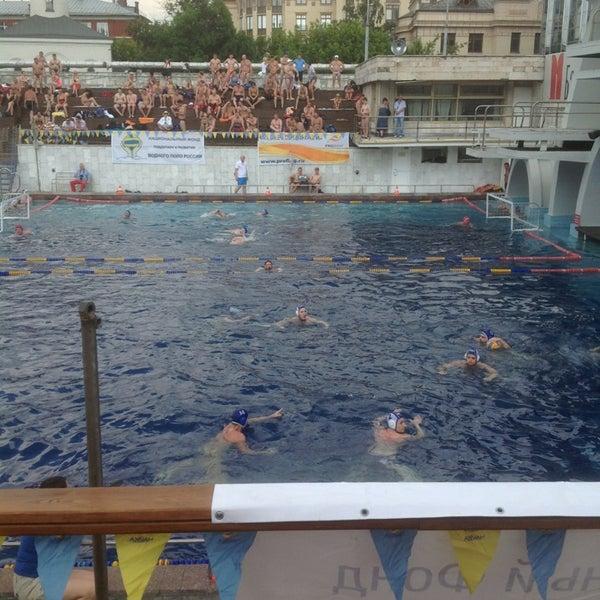 6/9/2013 tarihinde Единая Россия Ю.ziyaretçi tarafından СОК «Чайка»'de çekilen fotoğraf