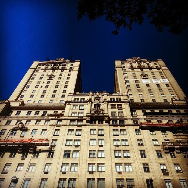 Building In Upper West Side