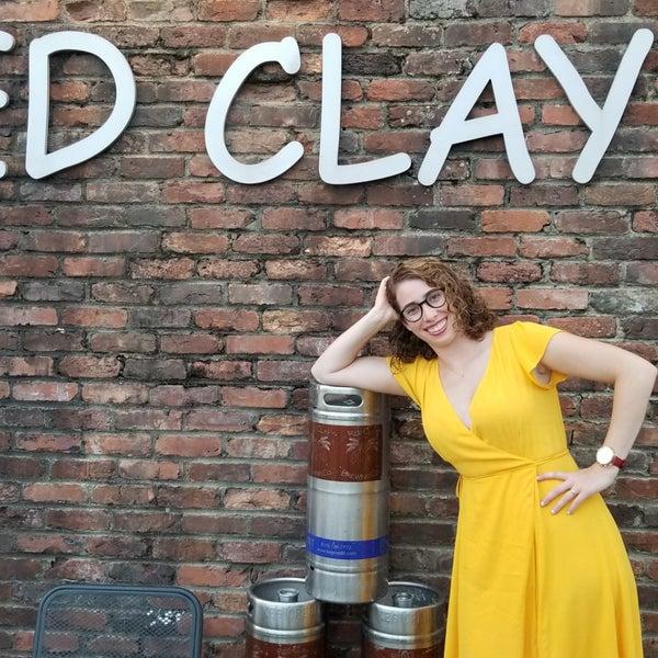 Foto tomada en Red Clay Brewing Company por Andy E. el 8/26/2018