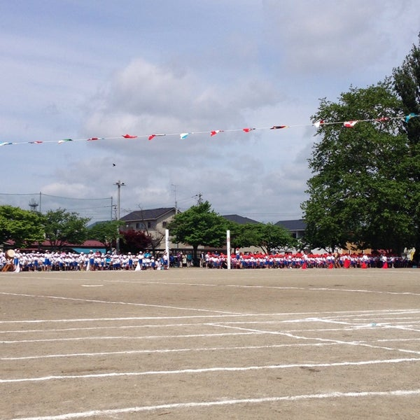 北上市立黒沢尻東小学校 - 北上市, 岩手県