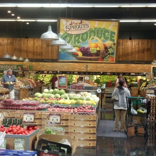 Sprouts Farmers Market - Grocery Store in San Luis Rey