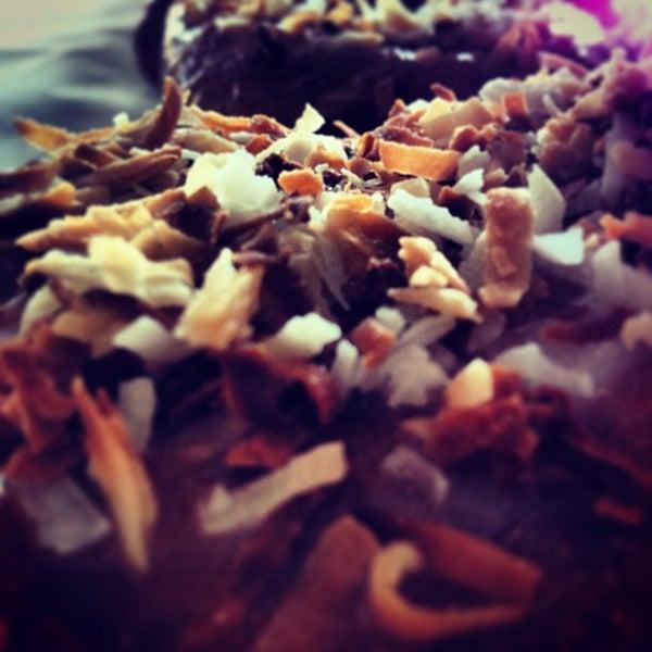 Foto scattata a Boxer Donut & Espresso Bar da David S. il 2/26/2013