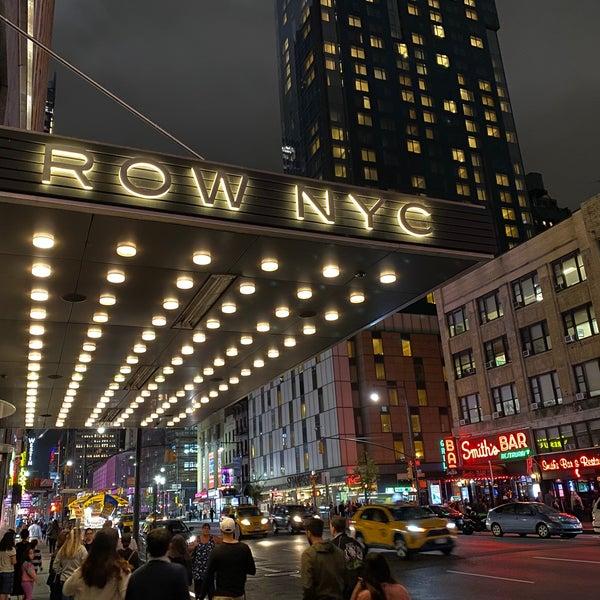 Foto tomada en Row NYC por Vair Renato C. el 10/1/2019