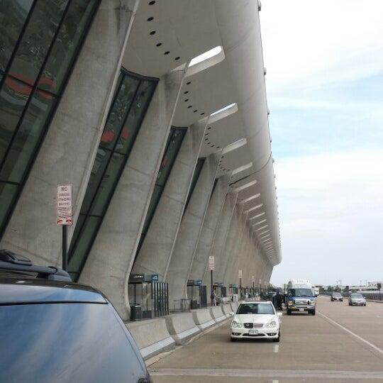 Снимок сделан в Вашингтонский аэропорт имени Даллеса (IAD) пользователем Tony M. 6/28/2013