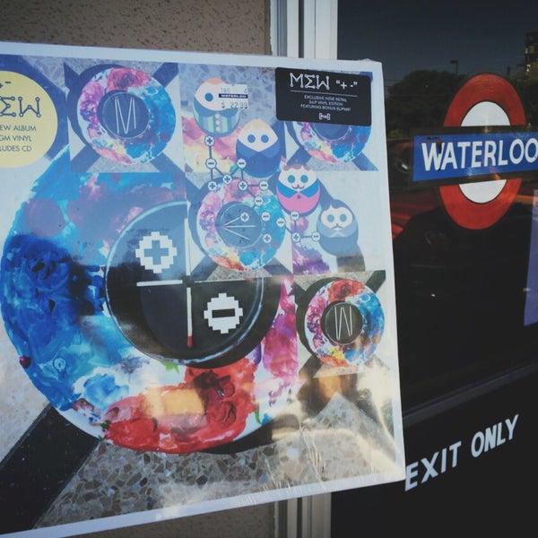 4/29/2015에 Diego 🇨🇴 P.님이 Waterloo Records에서 찍은 사진