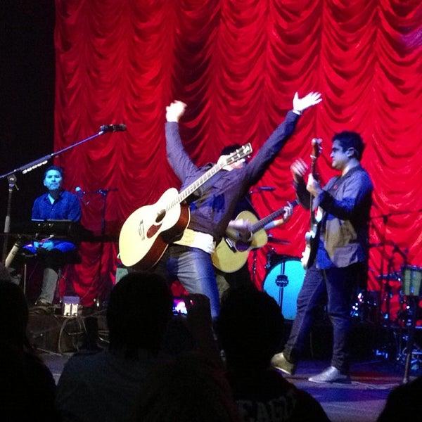 Das Foto wurde bei Austin City Limits Live von Diego 🇨🇴 P. am 11/17/2012 aufgenommen