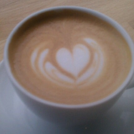 11/4/2012에 David V.님이 The Wormhole Coffee에서 찍은 사진