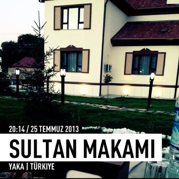 7/25/2013 tarihinde İrem A.ziyaretçi tarafından Sultan Makamı'de çekilen fotoğraf