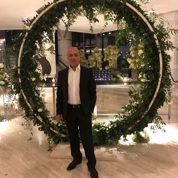 Foto diambil di Raffles Istanbul Zorlu Center oleh Nejat D. pada 11/9/2019