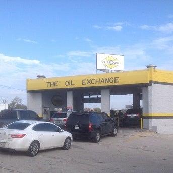 The Oil Exchange >> The Oil Exchange At Huebner Rd Northwest Side San Antonio Tx
