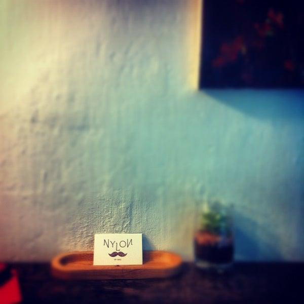 10/17/2012にJess J.がNylon Coffee Roastersで撮った写真
