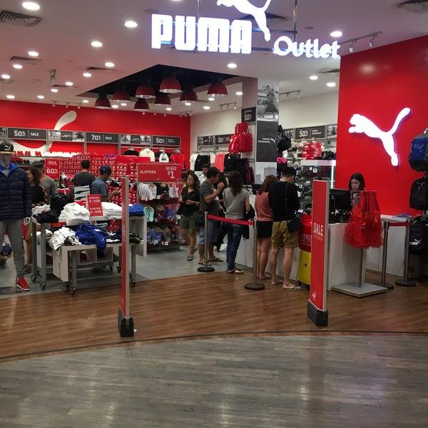 100% authentique da967 9a5d3 Puma Outlet - Tampines - #01-02/03, Changi City Point (5 ...