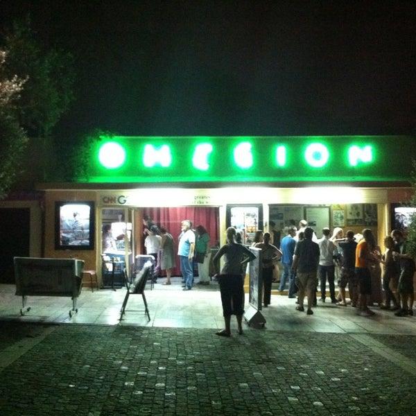 Photo prise au Cine Thisio par Φωτης Μ. le6/23/2013