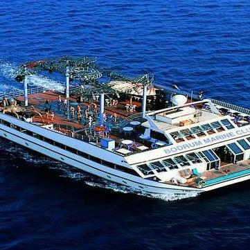 Club Catamaran'dan Herkese İyi Eğlenceler..