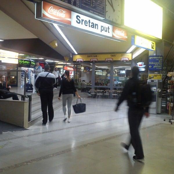 Zagreb Bus Station Zagreb Croatia