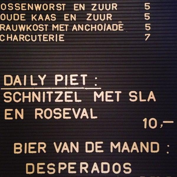 3/29/2013にNaldenがCafe Restaurant Piet de Gruyterで撮った写真